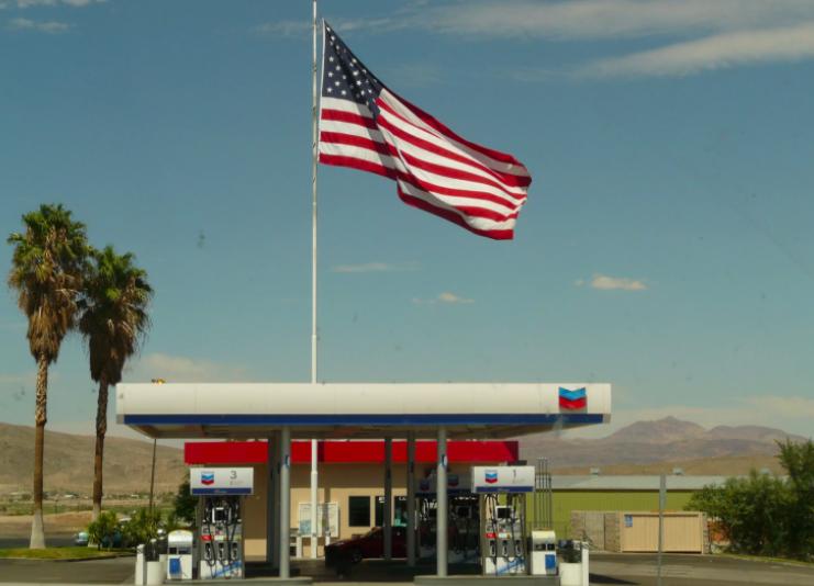 В США отмечают низкую цену на топливо во время пандемии коронавируса