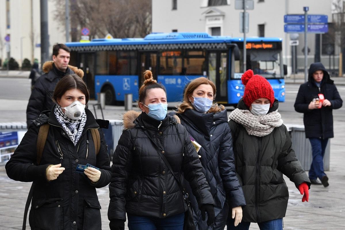 Эксперты определили, как поменялось восприятие опасности коронавируса среди россиян