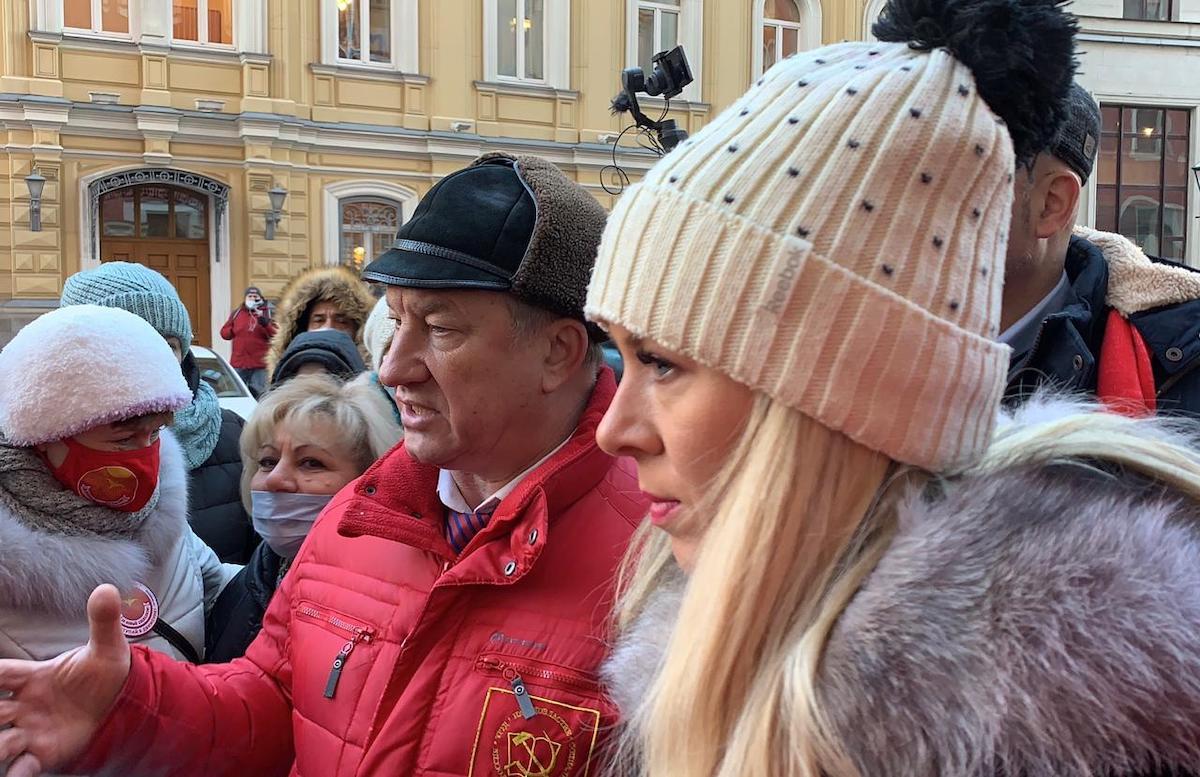 Депутат Госдумы Валерий Рашкин обратился в Верховный Суд РФ по «дистанционке»