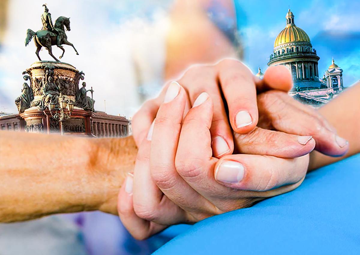 В 2020 году паллиативную помощь в Санкт-Петербурге получили 23,5 тысяч пациентов