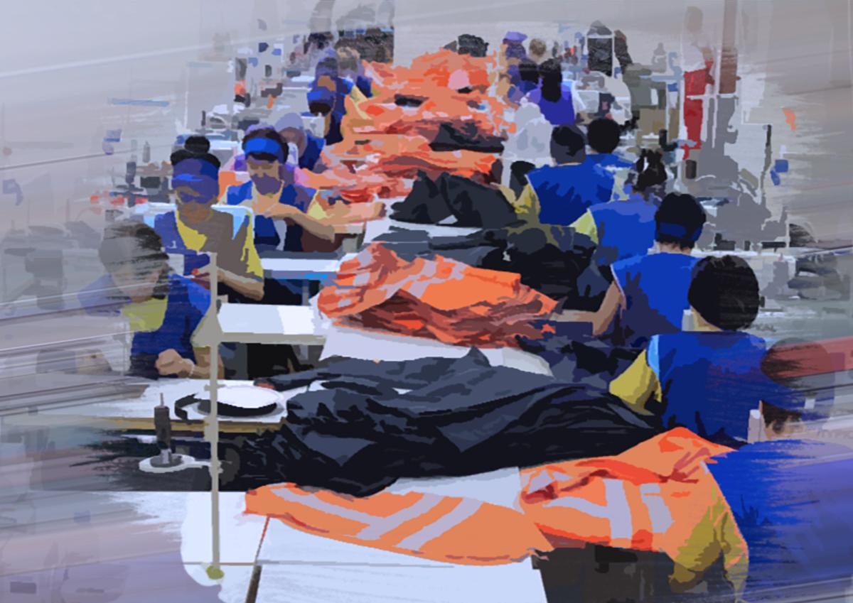 Эксперты рассказали, как пандемия COVID-19 повлияла на рынок контрафактной одежды и обуви