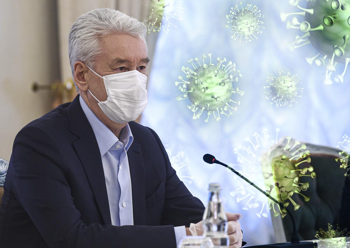 Мэр Москвы объявил локдаун с 28 октября по 7 ноября